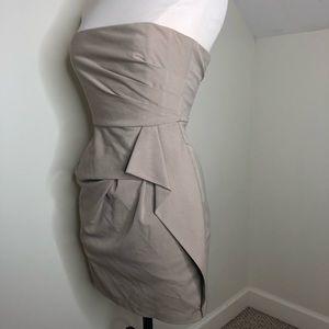 BCBGMaxAzria Dresses - ❤️ BCBG Grace Pleated Dress size 4